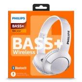Philips Shb3075wt 00 Bass+ Mikrofonlu Bluetooth Kulaklık Beyaz