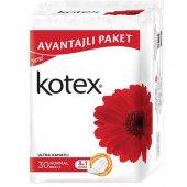 Kotex Ultra Kanatlı Günlük Ped 30 Adet