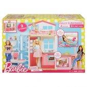 Barbie Portatif Evi Dvv47 Yeni
