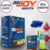 Bigjoy Bigwhey Protein Tozu 1386 Gr 42 Saşe (4 Hediye)