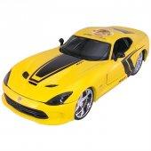 Kişiye Özel Lisanslı Maisto 2013 Srt Dodge Viper Gts 1 24 Model A