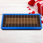 Kişiye Özel 48 Harfli Çikolata (4 X 12 Adet)