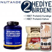 Nutrade 500 Dalton Hydrolysed Whey Protein Limonade 2250 Gr 2 Hed