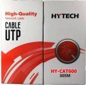 Hytech Hy Cat600 Cat6 İnternet Ağ Kablosu Bobin 305m