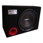 Sony Xs Nw1201 30cm,1800w Kabinli Subwoofer
