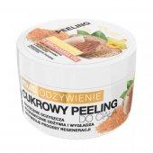 Vollare Badem Vanilya Özlü Makadamia Yağı Besleyici Vücut Peeling