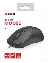 Trust 21947 Zıva Kablolu Optık Mouse Syh