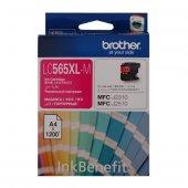 Brother Lc565xl M Kırmızı 1200 Sayfa Kartus Mfc J3720