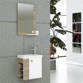 Nplus Mito 45 Cm Banyo Dolabı
