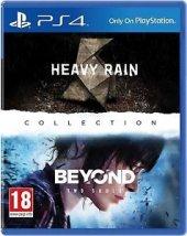 Ps4 Heavy Rain & Beyond Türkçe Two Souls Collection