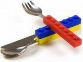 Lego Saplı Çatal Kaşık Takımı
