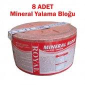 Royal Mineral Blok Yalama Taşı 3 Kg 8 Adet