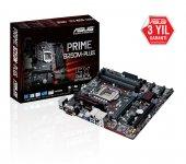 Asus Prıme B250m Plus Intel B250 Lga1151 Ddr4 2400 Hdmı Dvı Vga M2 Usb3.1 Matx