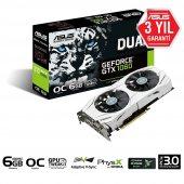 Asus Dual Geforce Gtx 1060 Oc Edition 6gb Gddr5 192bıt Dvı 2hdmı