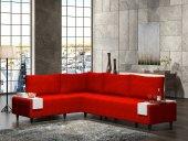 Evdemo Ae 5001 İnferno Köşe Takımı Kırmızı