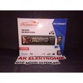 Audiomax Mx 5550bt Serisi Çift Usbli Bluetoothlu Oto Teyip