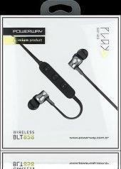Powerway Bluetooth Kulaklık Mıknatıslı Spor Design Blt 858