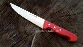 Karaefe Kesim Bıçağı 3 Numara 3mm Çelik Kırmızı Renk