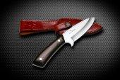 Bora M 408 Leopard Wenge Saplı Bıçak