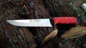 Kesim Bıçağı 3mm T7 Çelik Kaymaz Silikon Sap 34cm