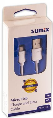 Samsung Galaxy Alpha Ace 2 Sunix Sc 50 Micro Blue Kablo