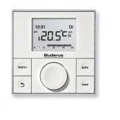 Buderus Rc150 Programlanabilir Kablolu Oda Termostatı