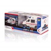Furkan Sirenli Işıklı Ambulans Fr34110