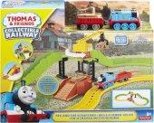 Mattel Hot Wheels Track Builder Hızlı Yarış Oyun Seti Dgd29