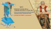 901 İcemen Elektrikli Bot Ve Ayakkabı Genişletici 4 Farklı Boy
