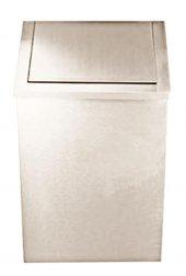 çöp Kovası Sallanır Kapak Clx1465 45 Litre