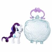 My Little Pony Çantalı Pony Figür Rarity