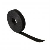 Logilink Kab0055 Cırt Cırt Kablo Bağı, 20mm X 10m, Siyah