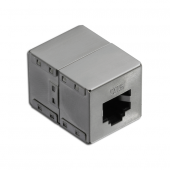 Logilink Np0054 Cat6 Modüler Inline Coupler, Stp Barel