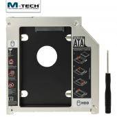 M Tech Mssc0095 Notebook İçin Ekstra 9.5mm Slim Sata Caddy Hdd Yuvası