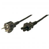 Logilink Cp093 Power Kablosu Erkek Dişi, 1.8m