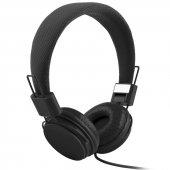 Katlanabilir Kablolu 3.5mm Hd Mikrofonlu Kulaklık 6485