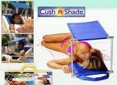 Cush N Shade Yastıklı Portatif Şezlong Gölgeliği (3 Renk)