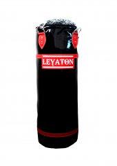 Boks Torbası 100 X 30 Cm İçi Dolu Leyaton Orjinal Siyah