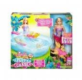 Mattel Dmc32 Barbie Ve Köpeği İle Havuz Partisi