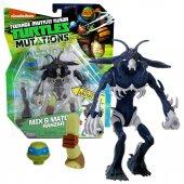Ninja Kaplumbağalar Mutasyon Oyuncak Figür Seti Razhar 90380 B