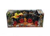Spor Chariot 4 Çeker Çek Bırak Oyuncak Araba (2li Set)
