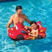 Intex 58391 Lisanslı Cars (Arabalar) Havuz & Deniz Botu