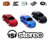 A8 Araba Tasarımlı Hoparlör, Mp 3 Çalar, Radyo Multimedya