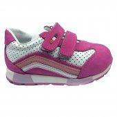 Tıpış Tıpış Gülen Bebe Kız Çocuk Spor Ayakkabı 100 Hakiki Deri