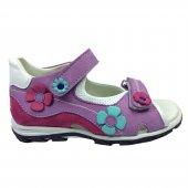 Tıpış Tıpış Choose Kız Çocuk Sandalet Yazlık Ayakkabı 100 Deri