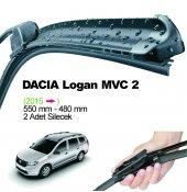 Dacıa Logan Mcv 2 Muz Silecek Takımı (2015 Ve Üzeri Modeller)