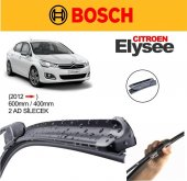 Cıtroen Elysee 2012 Ve Üzeri Silecek Takımı Bosch...