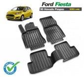 Ford Fiesta 3d Havuzlu Paspas 2009 Ve Üzeri Modeller
