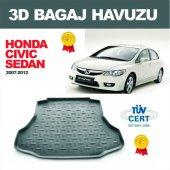 Honda Civic Sedan Bagaj Havuzu (2007 2012)