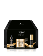 Lierac Premium Silky Cream + Eye + Serum 2018 Kofre